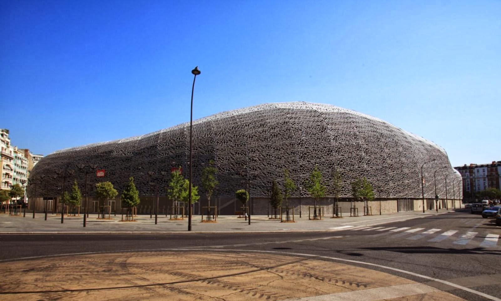 Formakers Stade Jean Bouin Rudy Ricciotti