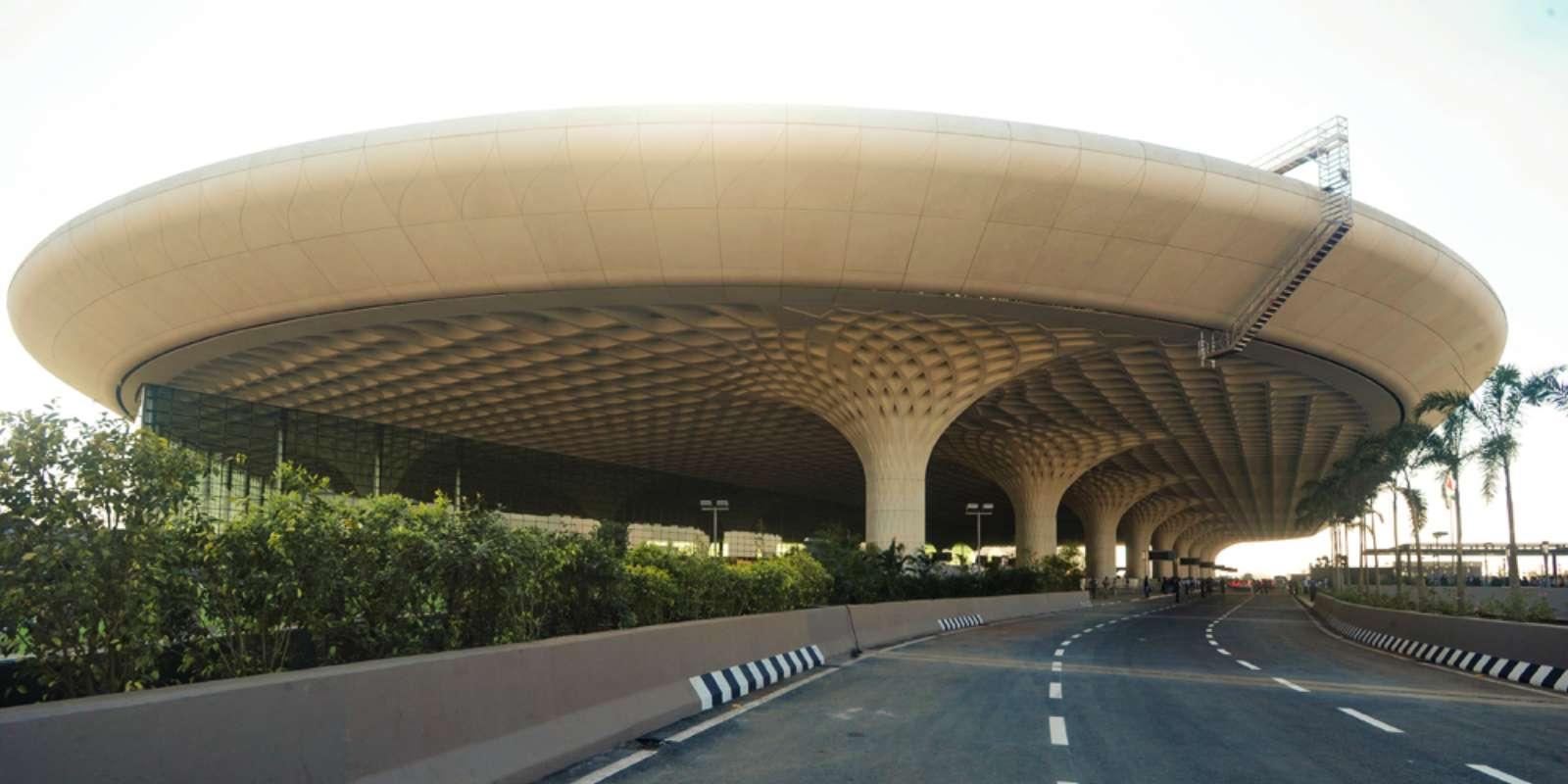 FORMAKERS - THE CHHATRAPATI SHIVAJI INTERNATIONAL AIRPORT / SOM