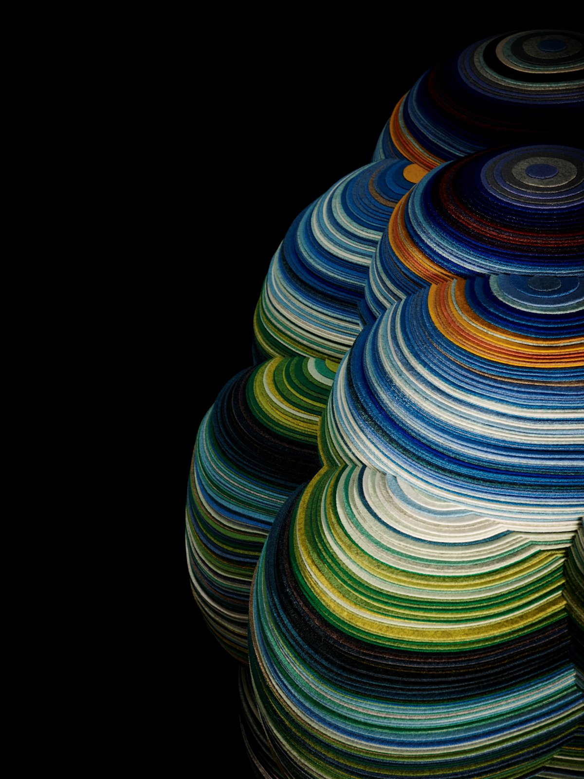 Formakers Layers Cloud Chair Richard Hutten