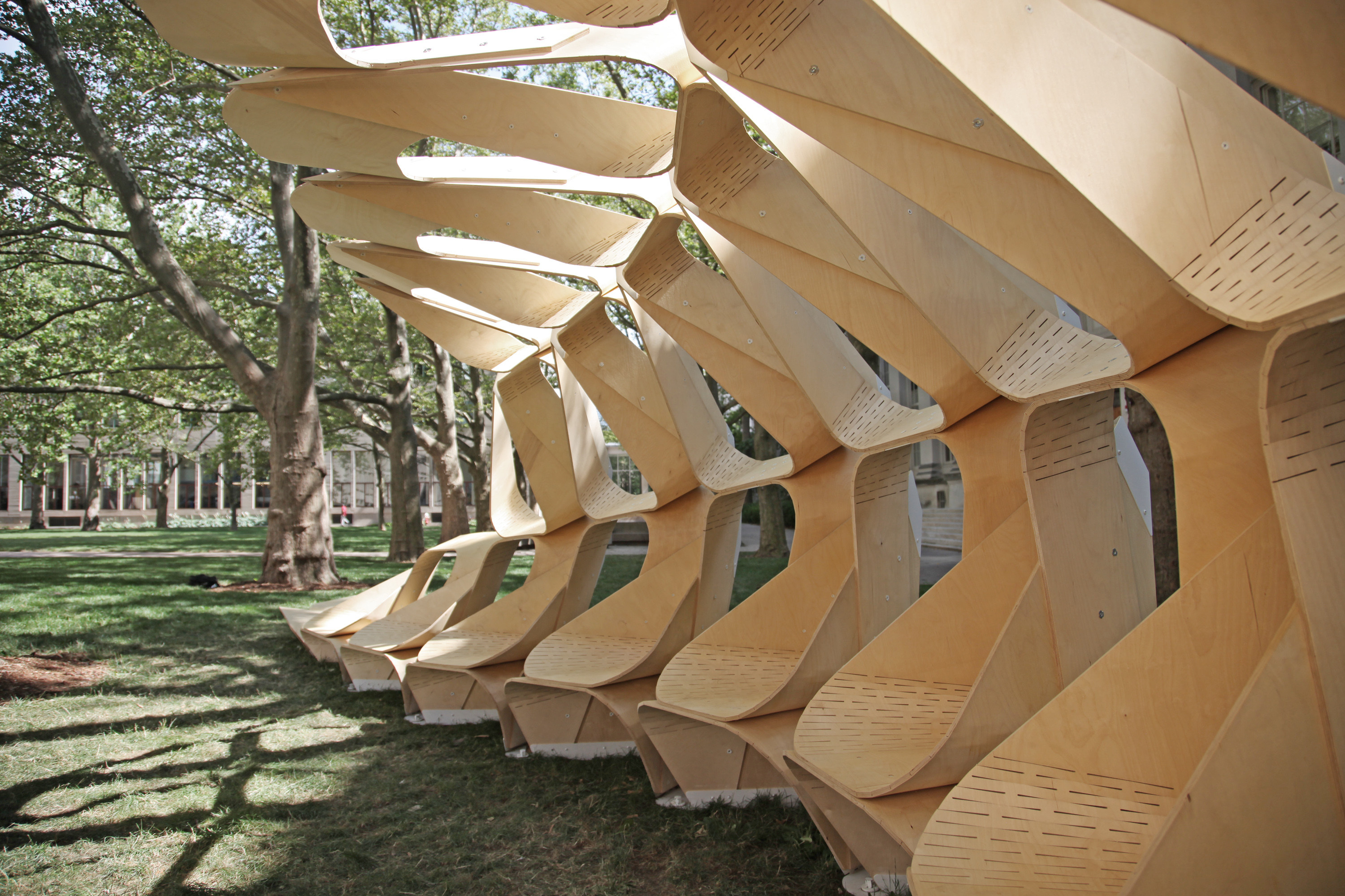 formakers kerf pavilion mit architecture