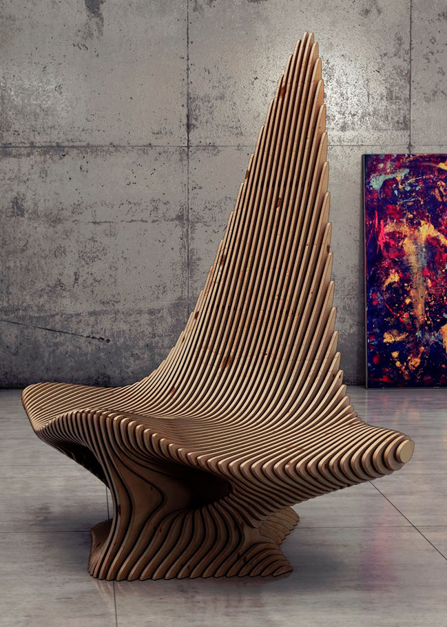 Formakers Concept Of Scate Chair Oleg Soroko