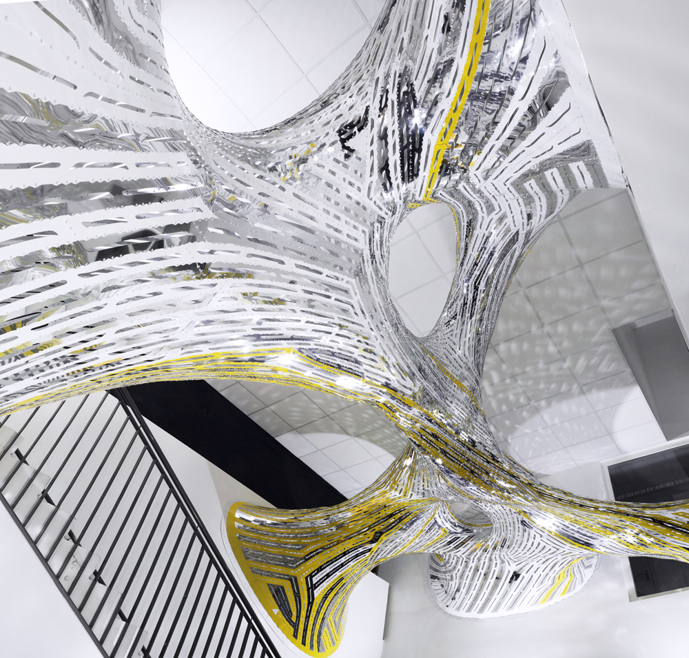 Formakers Marc Fornes Theverymany Installations