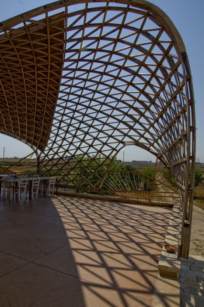 Formakers Canopy Shades Masseria Ospitale Restaurant