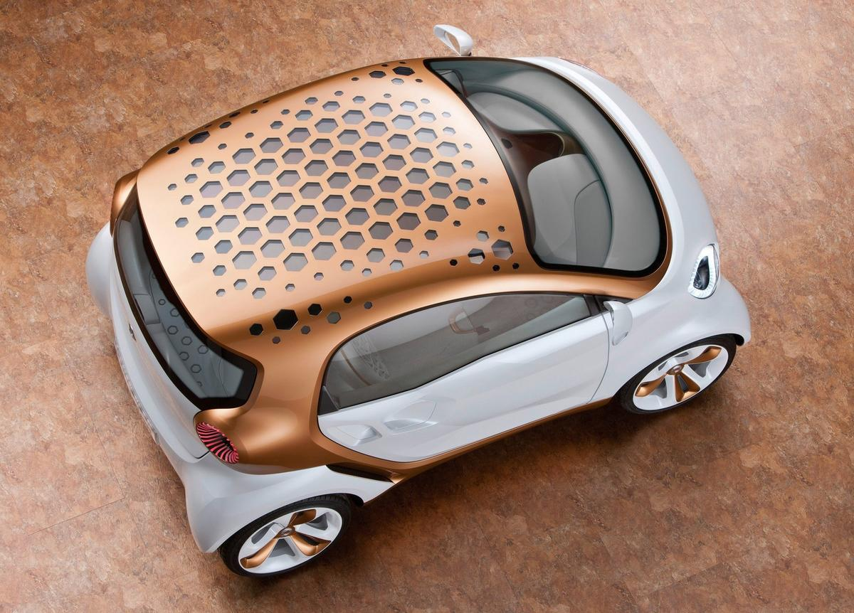 Formakers Smart Forvision Concept With Solar Powered