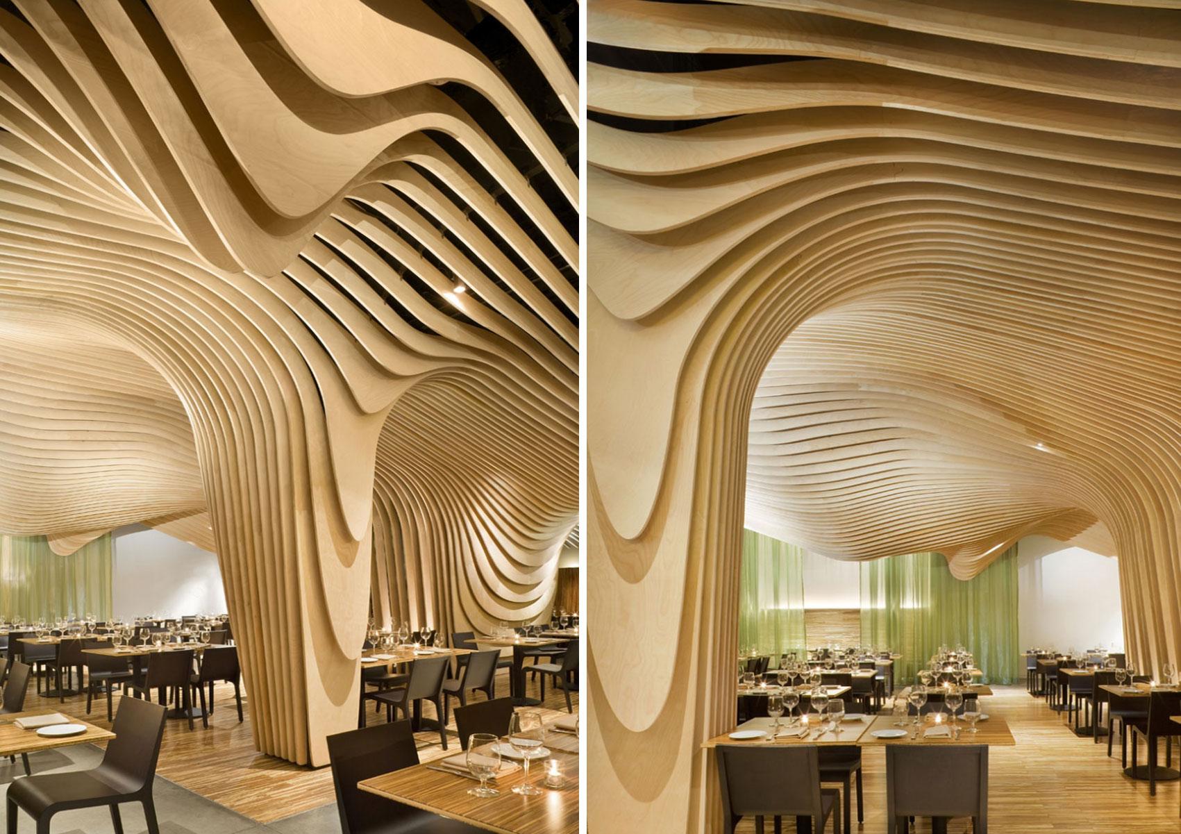 Banq Restaurant Dining Area Modlar Com