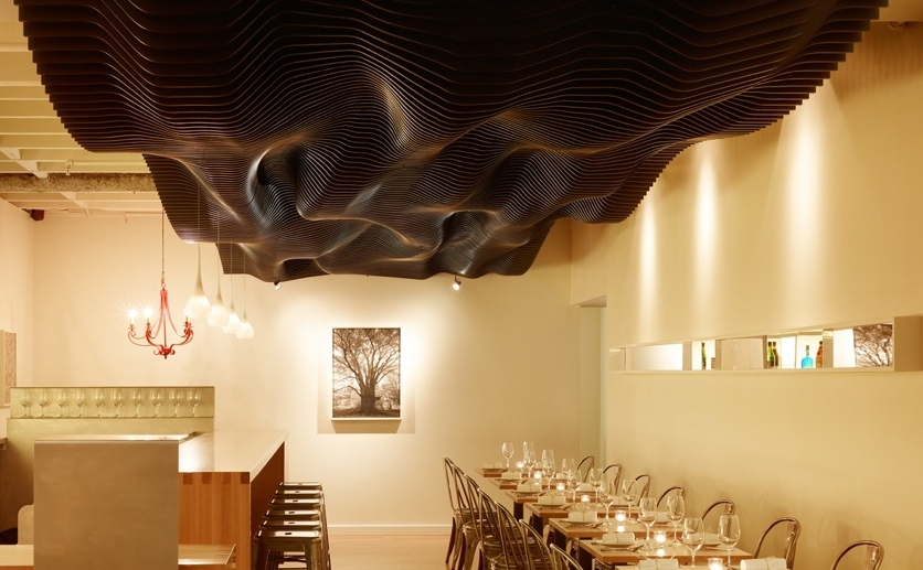 FORMAKERS - Wexler\'s BBQ Restaurant / Aidlin Darling Design