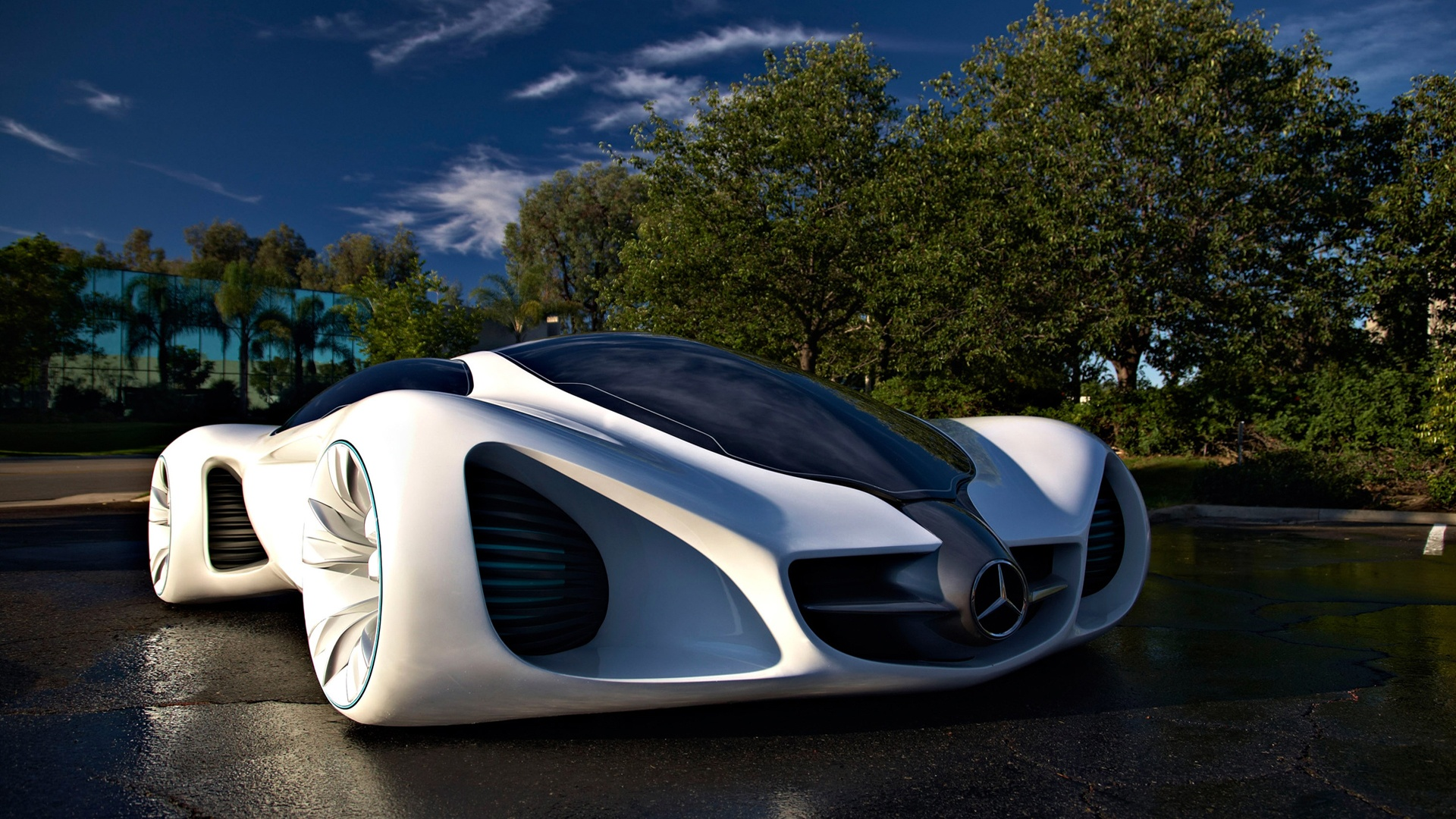Formakers biome concept mercedes benz for What is the fastest mercedes benz car