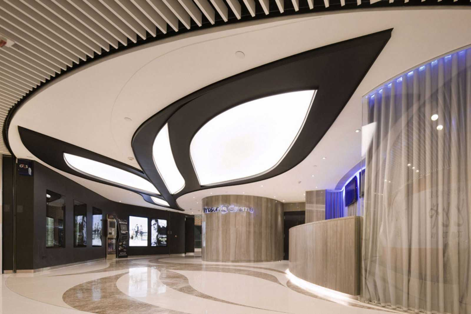 Formakers Boutique Cinema Windsor By Agc Design