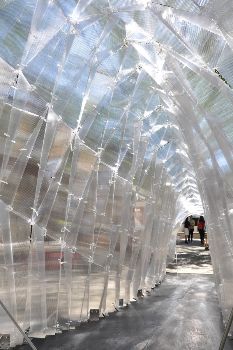 Formakers Glass Pavilion Usc School Of Architecture
