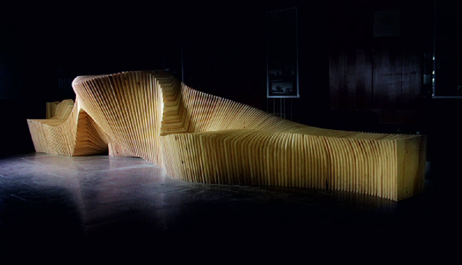 formakers parametric interactions multifunctional bench