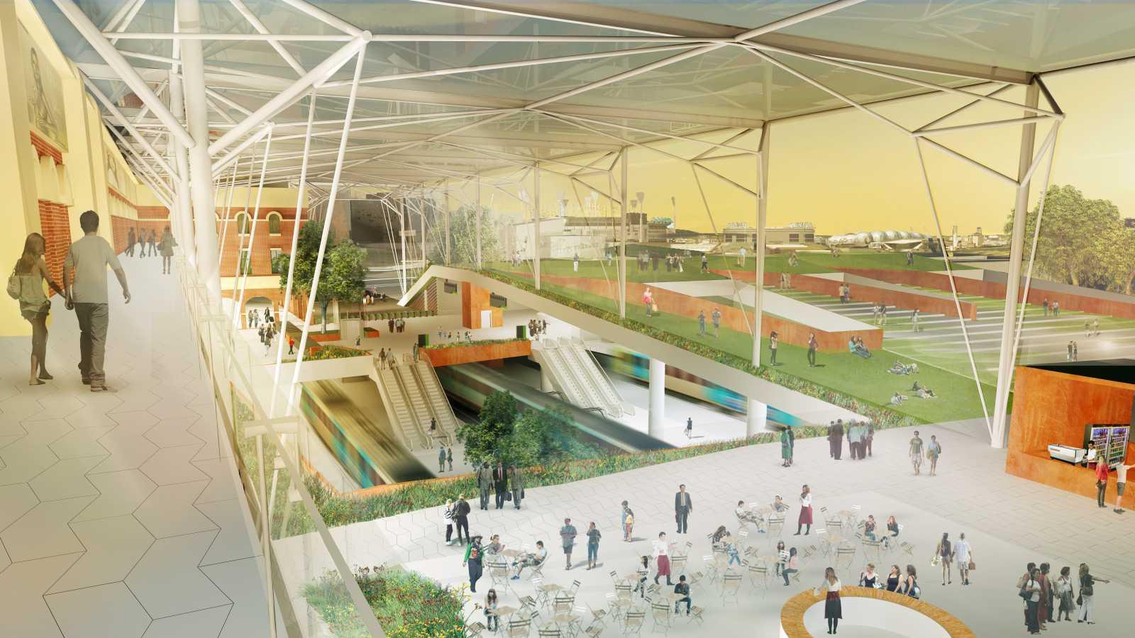 Formakers Flinders Street Station Design Competition