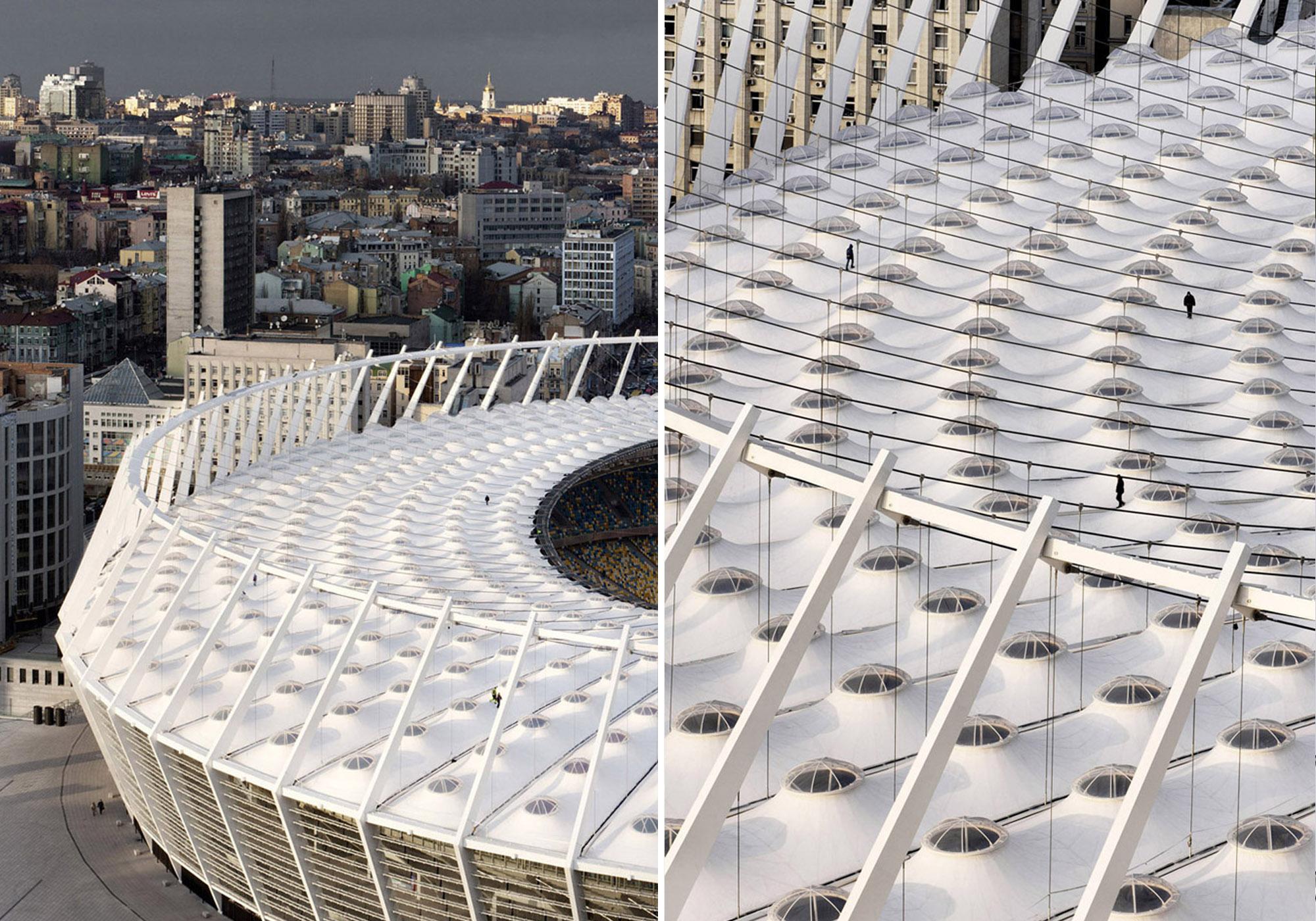 Formakers kiev olympic stadium gmp architekten - Gmp architektur ...