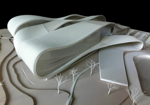 Formakers bollywood museum yazdani studio for Movement architecture concept