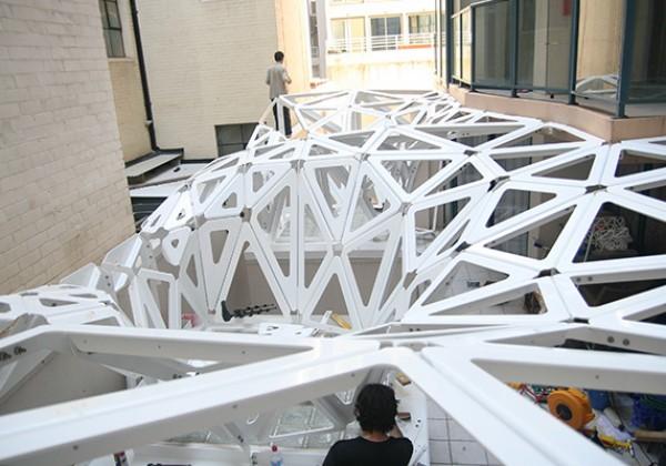 Code To Production Canopy Construction Urban Future Organization