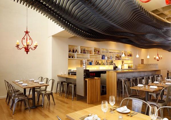 Formakers Wexler S Bbq Restaurant Aidlin Darling Design