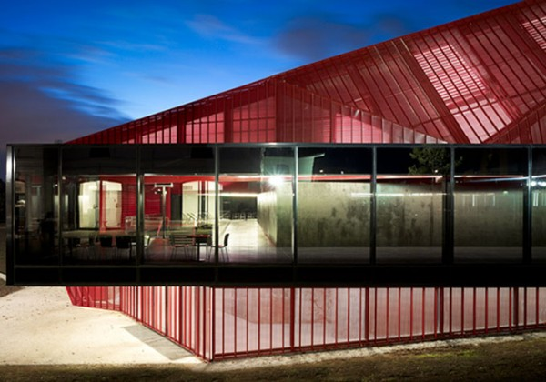 Formakers bordeaux cenon tschumi for W architecture bordeaux