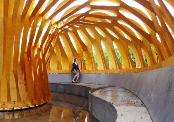 formakers icd itke research pavilion 2010 university of stuttgart. Black Bedroom Furniture Sets. Home Design Ideas